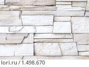 Купить «Белый отделочный камень», фото № 1498670, снято 16 февраля 2010 г. (c) Дмитрий Калиновский / Фотобанк Лори
