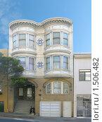Купить «Дом в викторианском стиле в Сан-Франциско», фото № 1506482, снято 7 марта 2009 г. (c) Валентина Троль / Фотобанк Лори