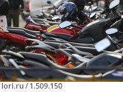 Мотоциклы (2009 год). Редакционное фото, фотограф Дмитрий Ващенко / Фотобанк Лори