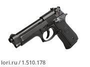 Пистолет Беретта (2010 год). Редакционное фото, фотограф Андрей Филиппов / Фотобанк Лори
