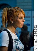 Купить «Анастасия Стоцкая. Дни высокой моды в Москве - 2008», фото № 1514562, снято 24 октября 2008 г. (c) Ирина Фирсова / Фотобанк Лори