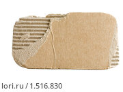 Картонная карточка для нанесения надписей. Стоковое фото, фотограф Сергей Данилов / Фотобанк Лори