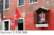 Купить «Офис коммунистической партии Италии в городе Венеция», фото № 1518366, снято 18 января 2010 г. (c) макаров виктор / Фотобанк Лори