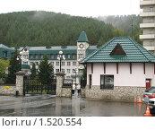 Алтайский курорт в Белокурихе (2007 год). Редакционное фото, фотограф Медер Анатолий Викторович / Фотобанк Лори