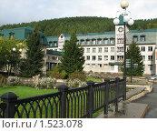 Курорты Белокурихи (2007 год). Редакционное фото, фотограф Медер Анатолий Викторович / Фотобанк Лори