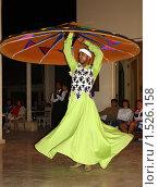 Купить «Национальный танец с юбками. Египет», фото № 1526158, снято 28 января 2010 г. (c) Гер Олег / Фотобанк Лори