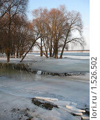 Скоро ледоход. Стоковое фото, фотограф Владимир Далецкий / Фотобанк Лори
