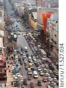 Купить «Автомобильные пробки», фото № 1527034, снято 4 марта 2010 г. (c) Галаганов Дмитрий Александрович / Фотобанк Лори