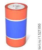 Купить «Батарейка», иллюстрация № 1527050 (c) Александр Княжецкий / Фотобанк Лори