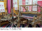 Купить «Элемент русской избы», фото № 1530710, снято 16 мая 2009 г. (c) Наталия Ефимова / Фотобанк Лори