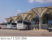 Купить «Аэропорт города Сплит. Хорватия», фото № 1531554, снято 23 августа 2009 г. (c) Николай Коржов / Фотобанк Лори
