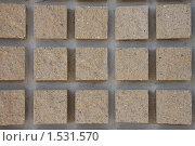 Купить «Вариант отделки стены», фото № 1531570, снято 3 августа 2008 г. (c) Ельчанинов Вячеслав / Фотобанк Лори
