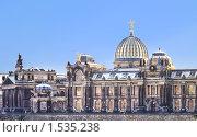 Купить «Дрезден. Старый город», фото № 1535238, снято 20 декабря 2009 г. (c) Olha Ukhal / Фотобанк Лори