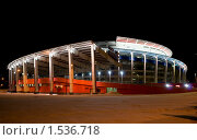 Дворец спорта МЕГАСПОРТ (2010 год). Редакционное фото, фотограф Игорь Демидов / Фотобанк Лори
