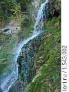 Водопад. Стоковое фото, фотограф Виктор Корепанов / Фотобанк Лори