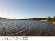 Купить «Умбозеро. Кольский полуостров», фото № 1543222, снято 2 августа 2009 г. (c) Охотникова Екатерина *Фототуристы* / Фотобанк Лори