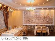 Интерьер ресторана, кафе. Стоковое фото, фотограф Вячеслав Левицкий / Фотобанк Лори
