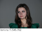 Купить «Татьяна Космачева», фото № 1545702, снято 11 марта 2010 г. (c) Архипова Екатерина / Фотобанк Лори