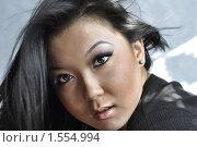 Портрет азиатской девушки. Стоковое фото, фотограф Владимир Кириенко / Фотобанк Лори