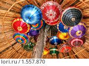 Зонтики. Стоковое фото, фотограф Михаил Копылов / Фотобанк Лори