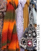 Купить «Сувениры народных промыслов», фото № 1561534, снято 25 сентября 2008 г. (c) Юрий Синицын / Фотобанк Лори