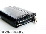 Купить «Мужская сумка  для документов», фото № 1563650, снято 17 марта 2010 г. (c) Сергей Бутко / Фотобанк Лори