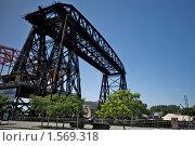 Купить «Старый мост в Буэнос Айресе», фото № 1569318, снято 14 марта 2010 г. (c) А. Клипак / Фотобанк Лори