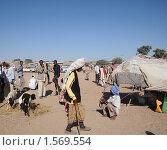 Купить «Скотоводческий рынок в Харгейсе», фото № 1569554, снято 8 января 2010 г. (c) Free Wind / Фотобанк Лори
