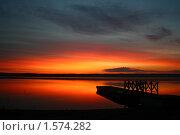 Купить «Предрассветной души очарование», фото № 1574282, снято 29 июня 2008 г. (c) Баскаков Андрей / Фотобанк Лори