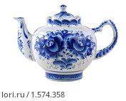 Купить «Чайник», фото № 1574358, снято 28 июля 2007 г. (c) Литова Наталья / Фотобанк Лори