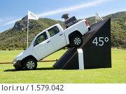 Купить «Автомобиль Фольксваген  Amarok», фото № 1579042, снято 12 марта 2010 г. (c) А. Клипак / Фотобанк Лори