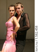 Купить «Танцующая пара», фото № 1582458, снято 23 июня 2009 г. (c) Зореслава / Фотобанк Лори