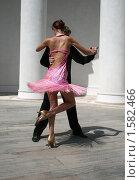 Купить «Танцующая пара», фото № 1582466, снято 23 июня 2009 г. (c) Зореслава / Фотобанк Лори