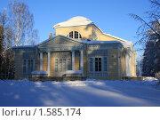 Купить «Павильон роз», фото № 1585174, снято 18 января 2010 г. (c) Андрей Григорьев / Фотобанк Лори