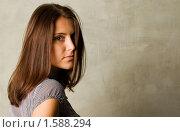 Красивая девушка. Стоковое фото, фотограф Татьяна Ежова / Фотобанк Лори