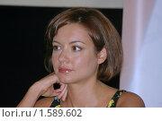 Купить «Таня Геворкян», фото № 1589602, снято 2 сентября 2009 г. (c) Архипова Екатерина / Фотобанк Лори