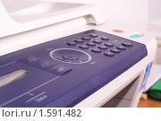 Многофункциональный принтер. Стоковое фото, фотограф Денис Черентаев / Фотобанк Лори