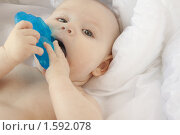 Купить «Младенец с открытым ртом», фото № 1592078, снято 25 августа 2019 г. (c) Вдовенко Галина / Фотобанк Лори