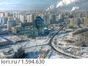 Купить «Никулино на морозе», фото № 1594630, снято 23 февраля 2010 г. (c) Kremchik / Фотобанк Лори
