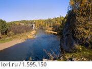 """Купить «Национальный парк """"Оленьи ручьи""""», фото № 1595150, снято 3 октября 2008 г. (c) Дмитрий Ковязин / Фотобанк Лори"""
