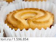 Купить «Печенье», фото № 1596854, снято 10 января 2010 г. (c) Черников Роман / Фотобанк Лори