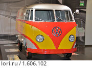 Купить «Музей автомобилей, Вольфсбург», фото № 1606102, снято 27 ноября 2009 г. (c) А. Клипак / Фотобанк Лори