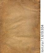 Фон, старая бумага. Стоковое фото, фотограф Влад  Плотников / Фотобанк Лори