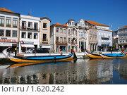 Купить «Португалия, Авейру», фото № 1620242, снято 9 марта 2010 г. (c) Maria Kuryleva / Фотобанк Лори