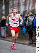 Купить «Ежегодный Роттердамский марафон, 2010», фото № 1622962, снято 11 апреля 2010 г. (c) Петр Кириллов / Фотобанк Лори