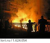 Купить «Металлургия», фото № 1624054, снято 7 июля 2006 г. (c) Вячеслав Петров / Фотобанк Лори