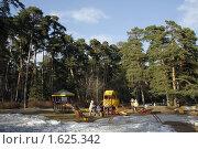 Купить «Москва. Серебряный Бор.», фото № 1625342, снято 3 апреля 2010 г. (c) Владимир Ременец / Фотобанк Лори