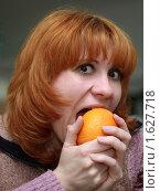 Апельсин. Стоковое фото, фотограф Мельничук Александр / Фотобанк Лори