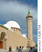 Тунис, мечеть Бургибы в городе Монастире (2010 год). Редакционное фото, фотограф Татьяна Юни / Фотобанк Лори