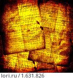 Абстрактный фон с древней рукописью. Стоковая иллюстрация, иллюстратор Lora Liu / Фотобанк Лори